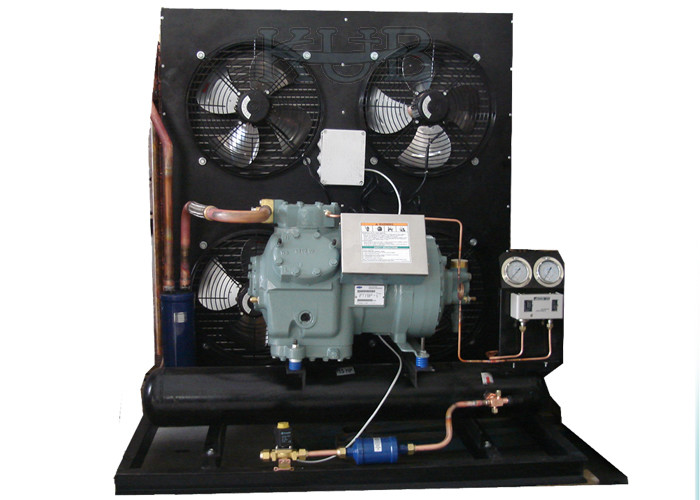 Carrier Carlyle Air Cooled Condensing Unit , 06DA-537 Air Cooled Condenser In Refrigeration 15hp For Cold Room
