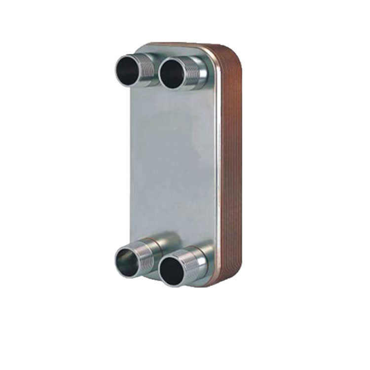 ZL26-40 Air Plate Heat Exchanger , Effective Circulation Plate Shell Heat Exchanger Stainless Steel