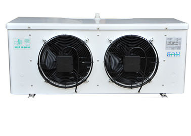 China Commercial Warehouse High Efficiency Evaporative Cooler Two Fans SPAE022D With Heater factory