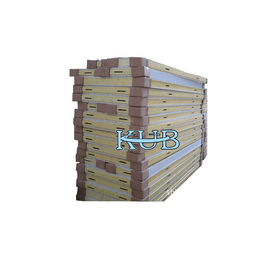 KUB Cold Room Insulation Panels  Sandwich Panel Corrosion Resistance Long Lifespan