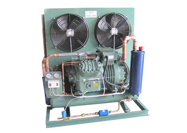 4NES-20Y 20HP Bitzer Condensing Unit , Air Cooled Cold Room Condensing Unit For Cold Storage