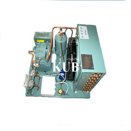 China Original 2HES-2Y Bitzer Compressor Condensing Unit 2HP r404a bitzer air cooled condensing units for cold room factory