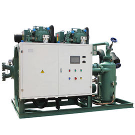 China Bitzer compressor HSN7471-75Y refrigeration cold storage machinery with electrical control boxes factory